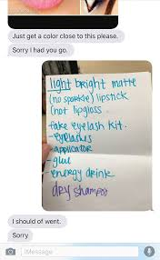 Girl Asks Boyfriend To Buy Makeup Regrets Her Decision Immediately