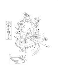 Craftsman model 247288851 lawn tractor genuine parts within lt2000 wiring diagram