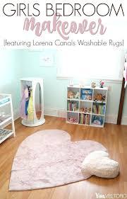 girl bedroom makeover featuring lorena cs washable rugs viva machine washable rugs machine washable rugs ikea