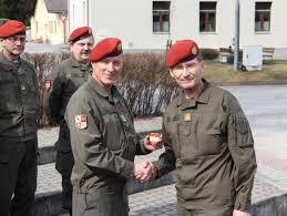 Bundesheer Aktuell Cyber Kommandant Besuchte Seine Soldaten In