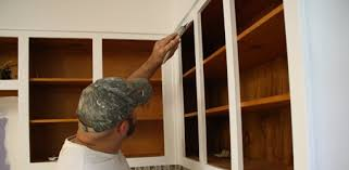 Small Picture How to Paint Kitchen Cabinets Todays Homeowner