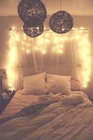 diy room lighting. Tumblr String Lights In Bedroom Diy . Room Lighting