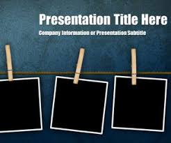 powerpoint photo albums abstract powerpoint templates