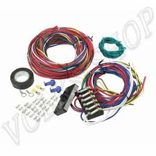 00 9466 0 universal wire harness w fuse box vw parts vw parts more views