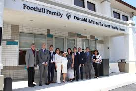 Foothill Family - Foothill Family and Hunt Enterprises: Building Brighter  Futures, Together