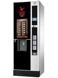Coffee Vending Machine How It Works Delectable Vending Machines Pelican Rouge