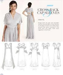 Infinity Dress Pattern Extraordinary Versa Convertible Infinity Bridesmaid Dress In Lustrous Jersey