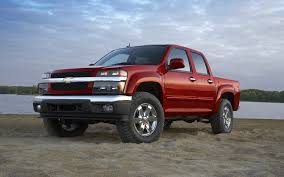 Recalled: 145,000 Chevrolet Colorado, GMC Canyon Trucks for Hood ...