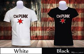 Cm Punk Shirt Design In Cm Punk We Trust Best In The World T Shirt Mens Womens Black White Tee 2 Men 2018 Brand Clothing Tees Casual Top Tee T Shirts Design Designer T