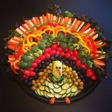 Decorative Relish Tray For Thanksgiving Turkey relish tray I made on Thanksgiving thanksgiving 74