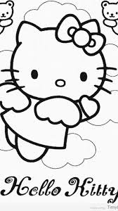 Free Hello Kitty Coloring Pages Timykids