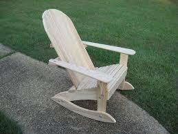 Adirondack rocking chair by wrobe999 LumberJockscom