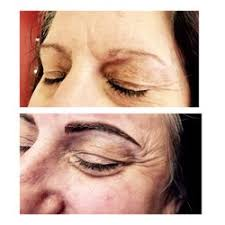 photo of beauty marks permanent makeup sacramento ca united states before
