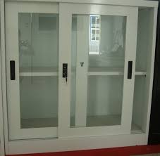 catchy sliding cabinet doors for bathroom with glass door inside plan 7