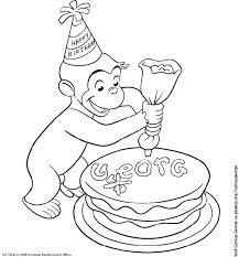 curious george coloring page new pbs coloring pages at coloring book line of curious george coloring