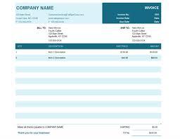Invoice Price Calculator Basic Invoice With Unit Price