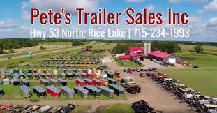 Boat trader offers you the best selection of parts and trailers for sale available in wisconsin. Pete S Trailer Sales Home