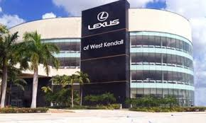 Lexus Headquarters Lexus Of West Kendall In Miami Including Address Phone