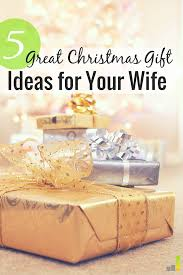 Christmas gift ideas for your wife can be difficult to come up with. I share