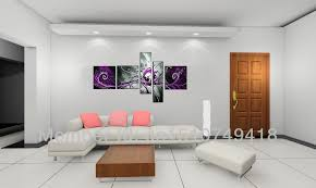 Small Picture Online Shop Hand painted modern home wall art living room bedroom