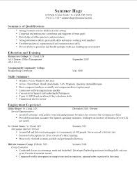 Good Objectives To Put On A Resume Writing Resume E What Is The