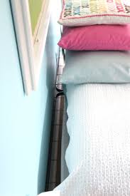 gap between mattress and bed frame.  And Two Twin Xl Mattresses Make Up A King Size Bed With Gap Between Mattress And Bed Frame M