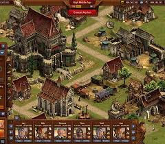 don t let the menus put you off forge of empires is simple to play