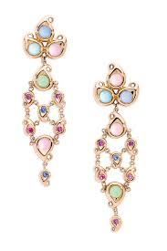 chandelier earrings palm beach