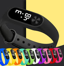 top 10 largest <b>led bracelet digital</b> man list and get free shipping - List ...