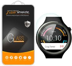 motorola 360 sport. supershieldz motorola moto 360 sport tempered glass screen protector. image 1 l