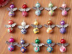 Perle Miste 10-20 Angeli, Metallo, Cuore con Ali | Orologi e gioielli ...