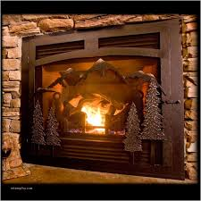 fancy fireplace screens top 9 best fireplace screens images on photos