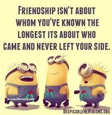 Quotes About Friendship With Pictures New Top 48 Funny Minions Friendship Quotes Quotes And Humor