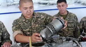 В Вооруженных Силах Казахстана проходит курсовая подготовка  В Вооруженных Силах Казахстана проходит курсовая подготовка военнослужащих новости Казахстана tengrinews