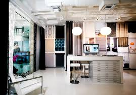 West-Hollywood-Design-District-Los-Angeles-Retail-Shop-Interior-Design -of-The-Shade-Store-Showroom