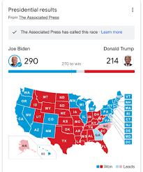 สรุป! ผลการเลือกตั้งสหรัฐ 2020 พร้อมเปิดประวัติประธานาธิบดีคนใหม่สหรัฐ 'โจ  ไบเดน' - ACCESSTRADE TH