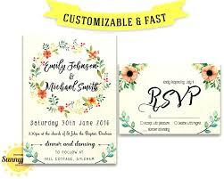 Free Download Wedding Invitation Templates Printable Wedding Invitation Templates Free Download Wedding