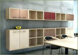 wall shelves for office. Office Wall Cabinet Design Enclosed Shelves Wonderful Ideas Cabinets Mounted Storage For .