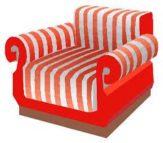 sofa chair clip art. Exellent Chair Sofa Chair Clip Art And A
