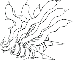 Coloriage Rayquaza How To Color Legendary Drawing Coloring Pages For