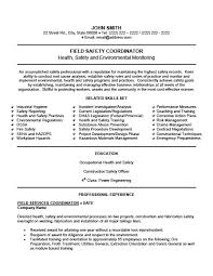 Safety Manager Resume Safety Coordinator Cover Letter Fresh Restaurant Cover Letters