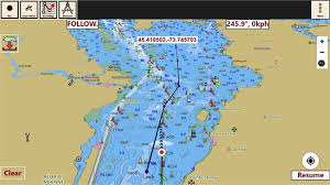 Boating Navigation Charts