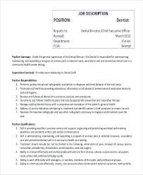 Dentist Duties And Responsibilities Beautiful Dental Hygienist Job ...