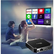 X96 Mini Android TV Box Smart TV Box (1G+8G/2G+16G) Wifi Youtube IPTV  Netflix