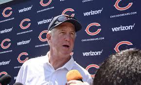 Chicago Bears Depth Chart 2017 Chicago Bears Announce First Depth Chart Of 2017 Nfl Preseason