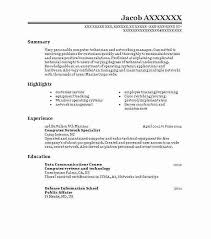 Network Specialist Resume Computer Network Specialist Resume Sample Livecareer