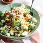 broccoli cheese salad