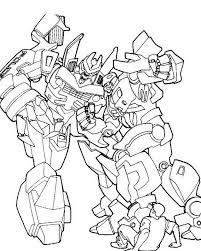 Transformers Da Stampare Disegni Da Colorare Gratis Per Bambini In