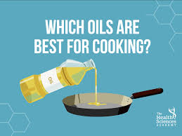 High Heat Cooking Oil Chart Oils For Cooking Which Ones Should You Avoid