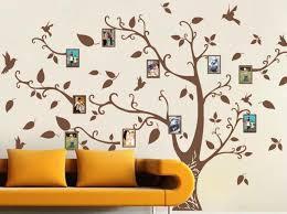 small vinyl tree wall art large